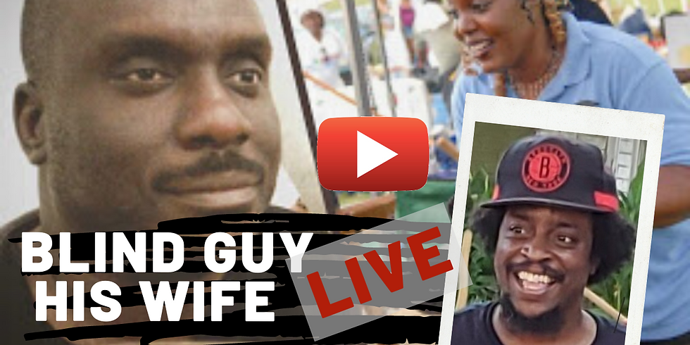 Blind Guy His Wife LIVE 2020 Year in Review