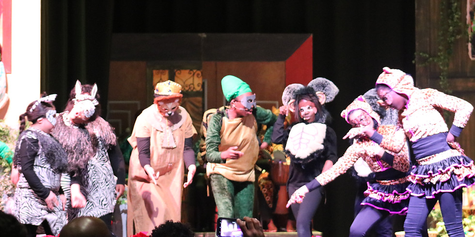 Auditions for Harambe for the Holidays Kwanzaa Show