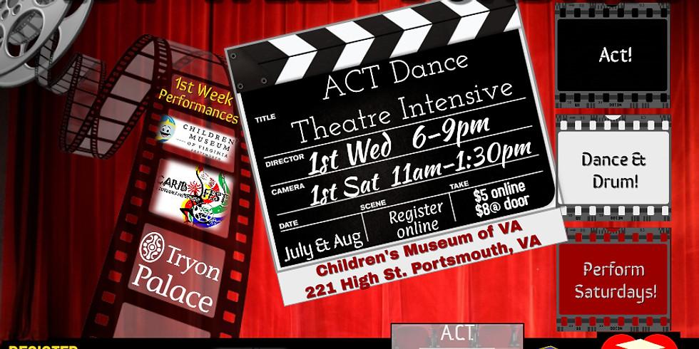 ACT Dance Theatre LIVE