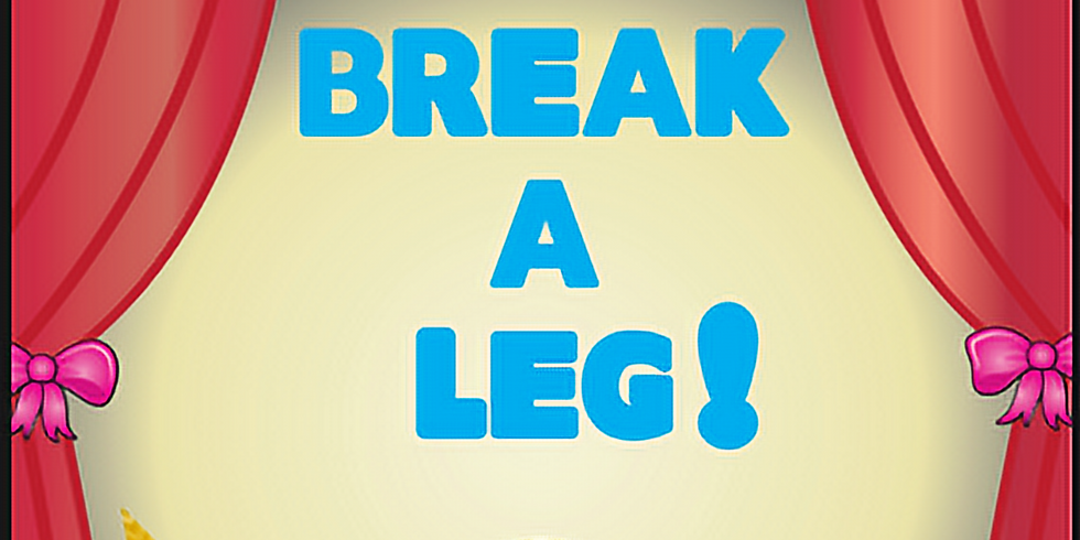 Break-A-Leg Ads & Actor's Gifts