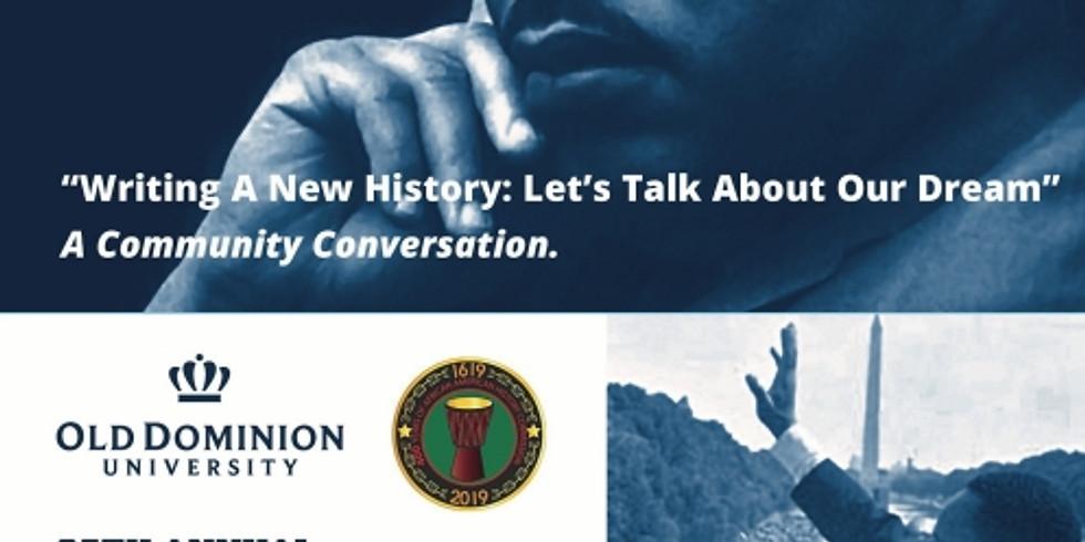 35th ODU Annual Dr. Martin Luther King, Jr. Observation