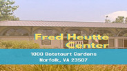 Fred Heutte Center - Classes, picture of outsid