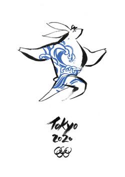Olympic mascot- Tokyo 2020