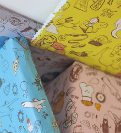 wrapping paper cover