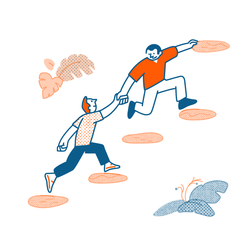 product league illustration