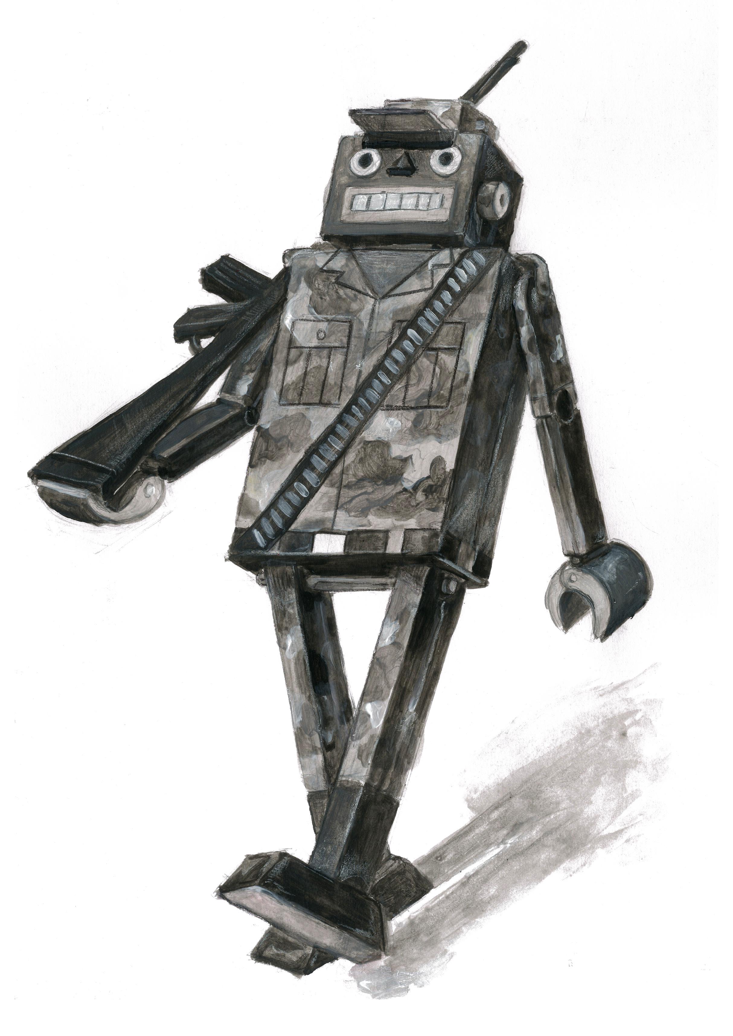 third world toy soldier