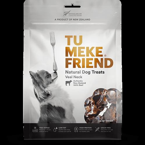TuMeke Friend 圖米其 Veal Neck 高級狗小食(小牛頸)