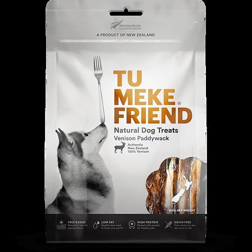 TuMeke Friend 圖米其 Venison Paddywack 高級狗小食(鹿板筋)