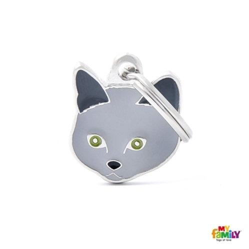 CHARTREUX CAT TAG