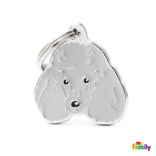 MyFamily Pet Tags Poodle