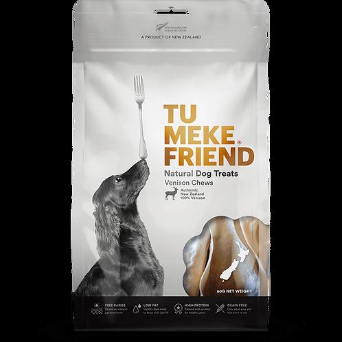 TuMeke Friend 圖米其 Venison Chews 高級狗小食(鹿耳)