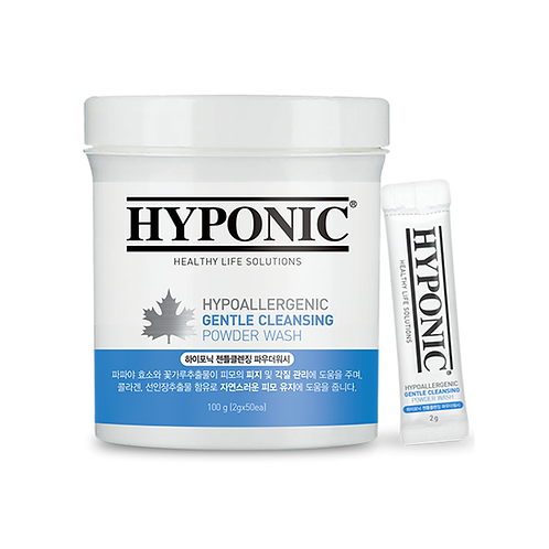 HYPONIC 極致低敏肌膚調理酵素潔毛粉 Hypoallergenic Powder Shampoo (For All Pets)