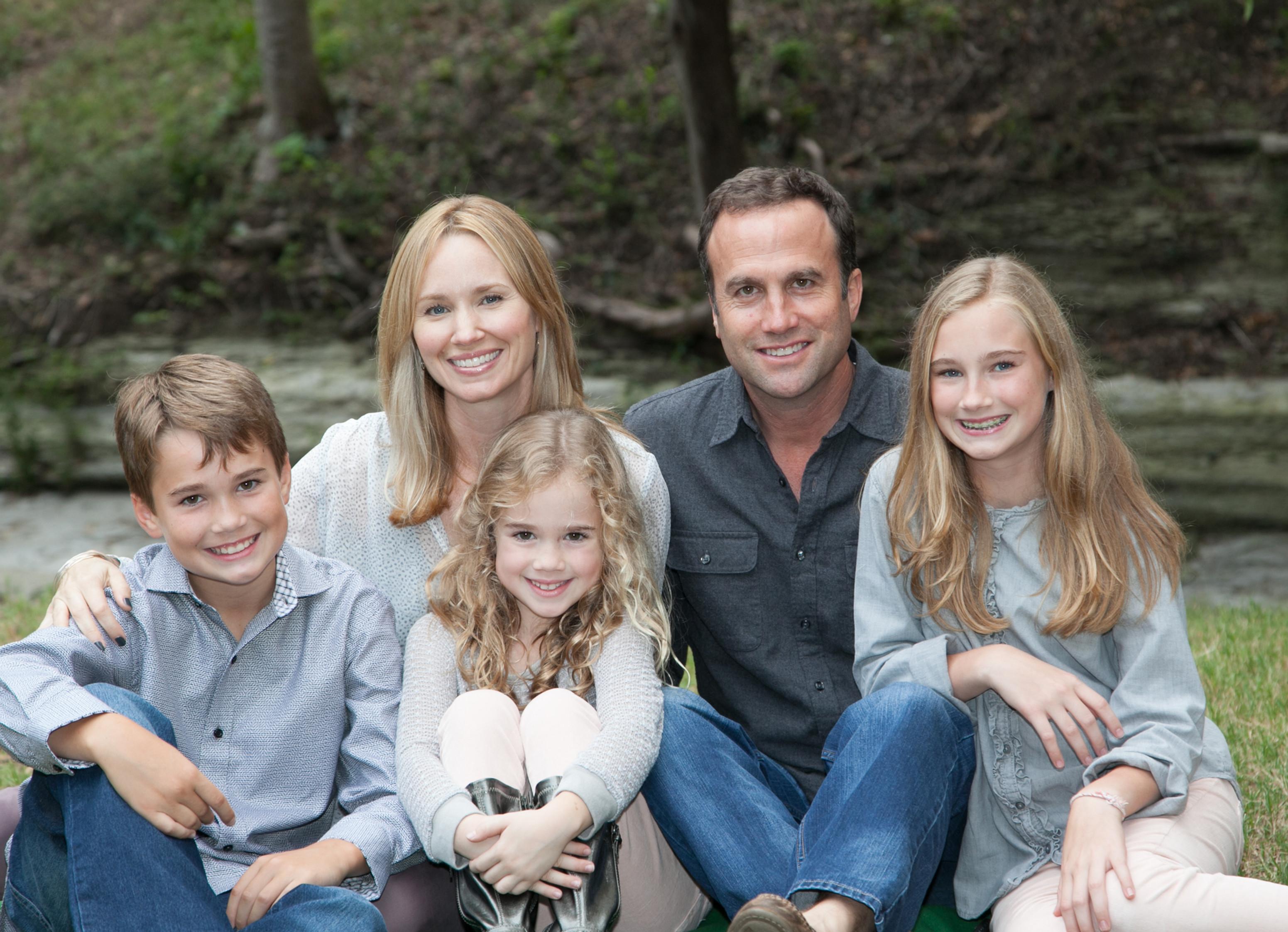Dallas Fall Family Portrait Sessions