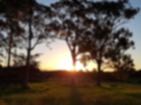 Sunset at Shepherds Ground