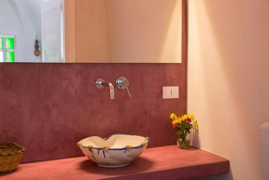 Le Maioliche - bagno spazi comuni