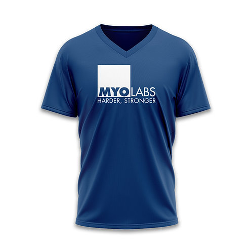 MyoLabs Adult V-Neck Tee