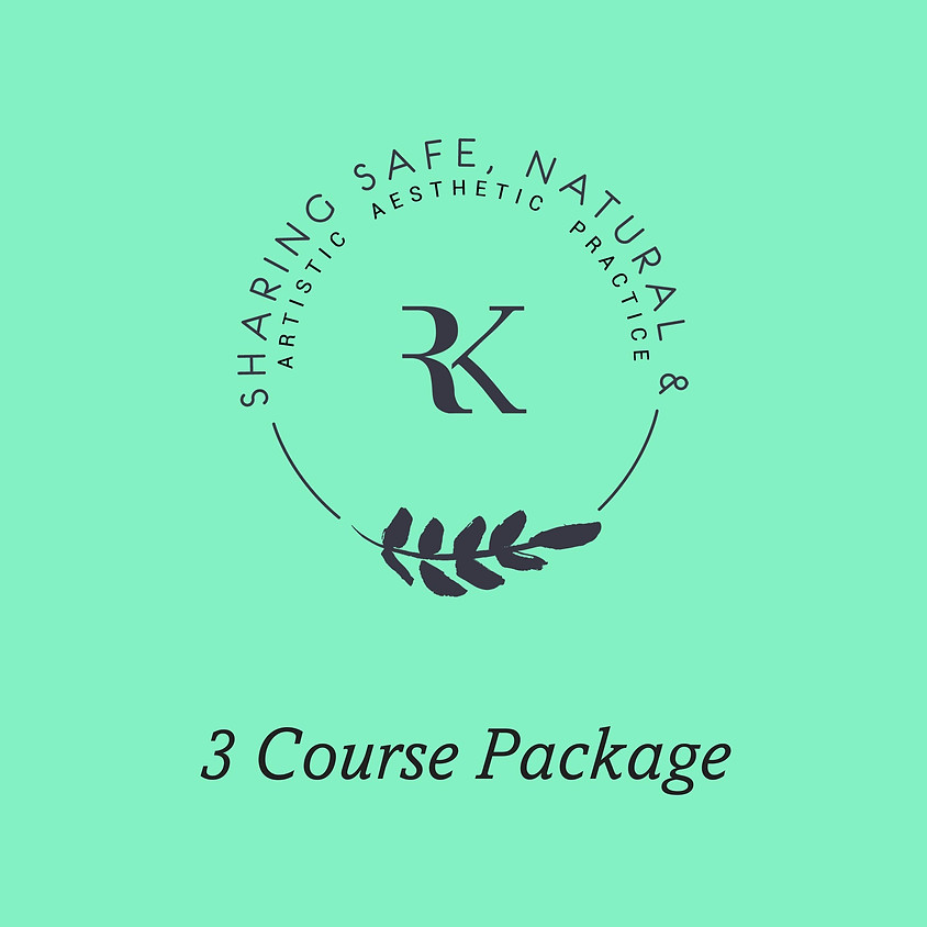 Full Day Package (3 Workshop Discount)