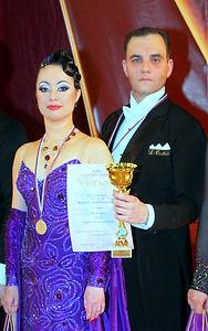 Максим Сергеевич Янченко и Евгения Сергеевна Сулковская