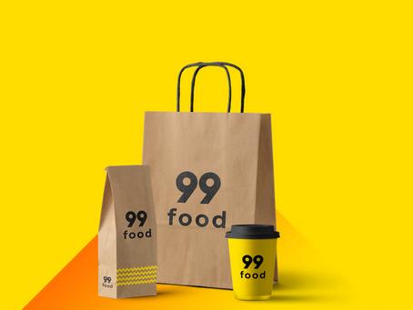 99 Food é o novo app de delivery de comida a fazer seu nome no Brasil