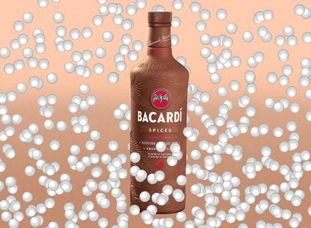 Bacardi irá utilizar garrafas 100% biodegradáveis até 2023
