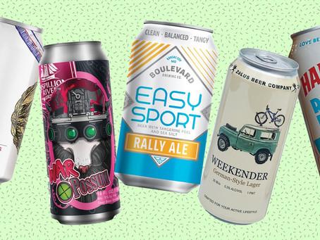 Novo conceito: cervejas de atleta
