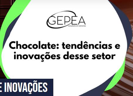 Chocolate: tendências e inovações