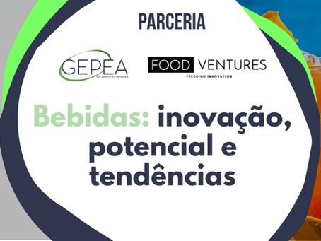 Bebidas: inovação, potencial e tendências