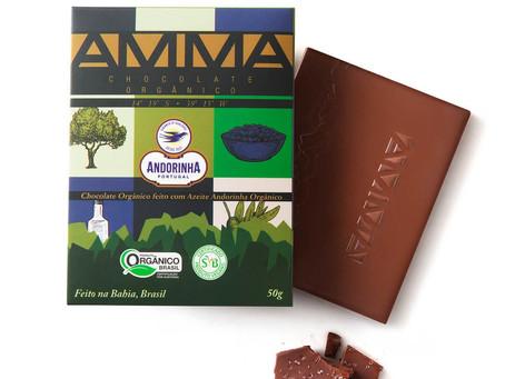 Chocolate com azeite: será?