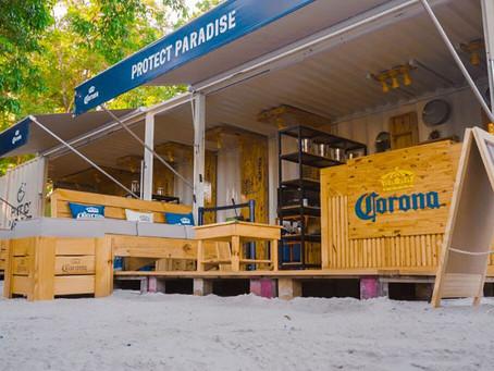 Cerveja Corona e Green Mining juntas em prol da reciclagem