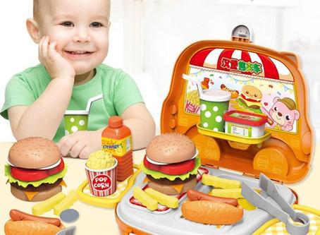 A indústria de alimentos e a alimentação infantil