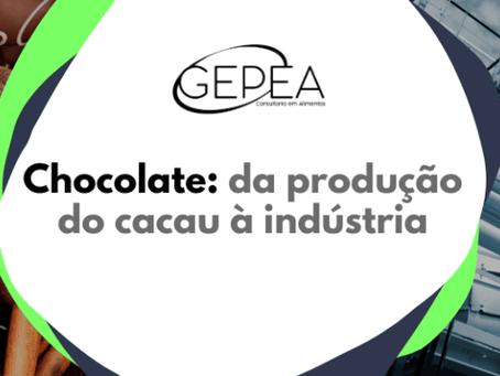 Chocolate: da produção do cacau à indústria