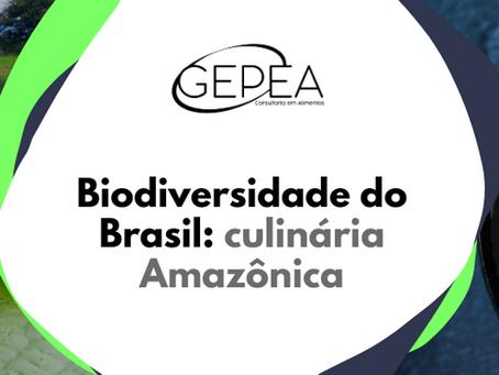 Biodiversidade do Brasil: culinária amazônica
