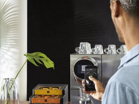 Máquina de café 'anti-covid' da Nespresso