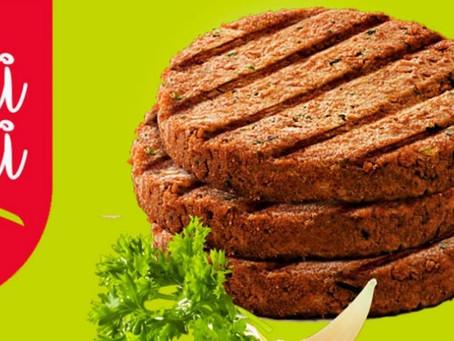 Mr. Veggy lança hambúrguer de soja a R$1,90