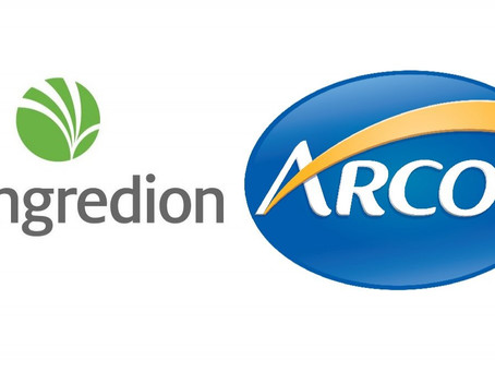 Ingredion e Grupo Arcor lançam joint venture na América do Sul