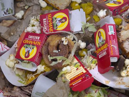 O problema do desperdício na pandemia
