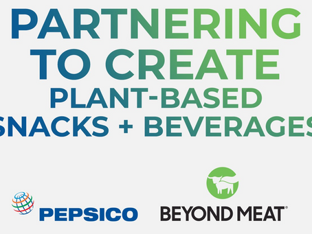 PepsiCo e Beyond Meat se juntam