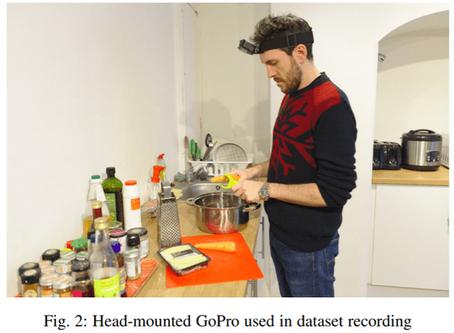 Projeto EPIC- KITCHENS lança precedentes para o uso de inteligência artificial na cozinha