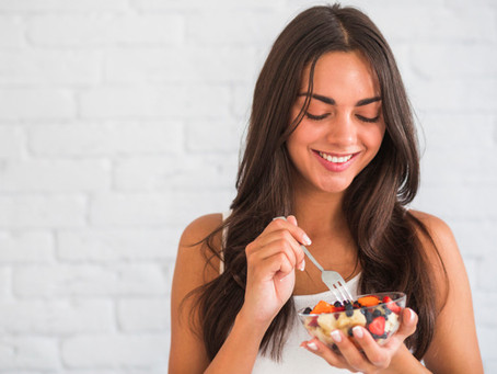 Top 7 Best Foods For Your Hair