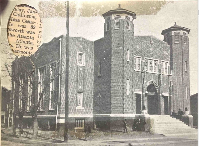 Salvation for one of Waco's African American Landmarks