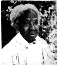 Mahala Abernathy Moore, one of the original members of the 1874 congregation