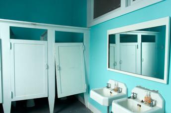 Warehouse Bathroom