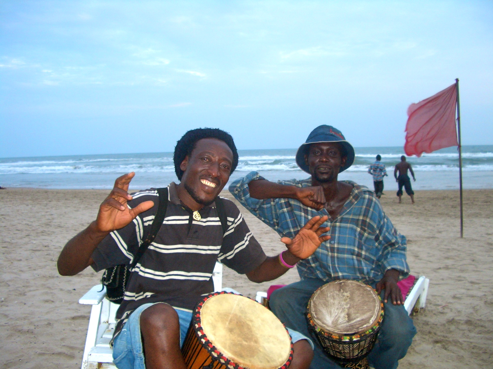 The Beach in Accra