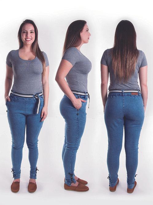 Bombacha Feminina Saruel Jeans