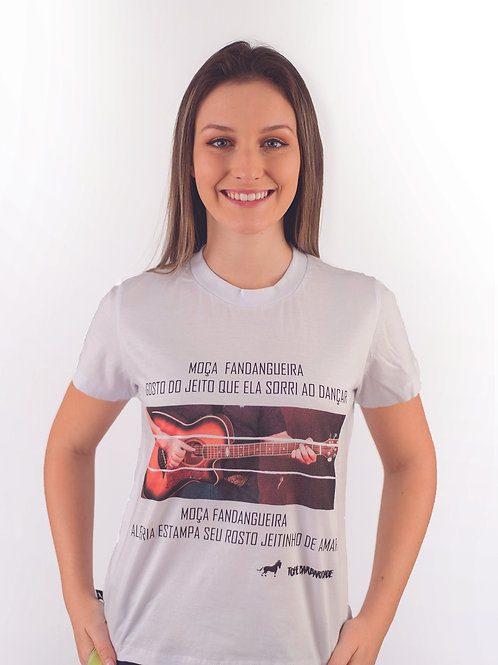 Blusa Feminina Moça Fandangueira