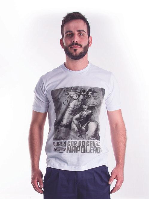 Camiseta Napoleão Bonaparte
