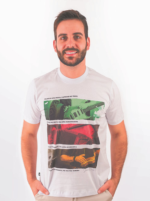 Camiseta Me Vou Pro Rio Grande
