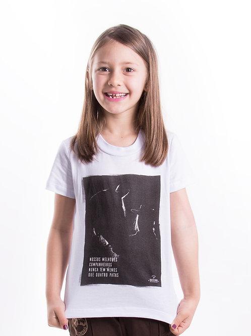Blusa Feminina Infantil Especial de Primeira