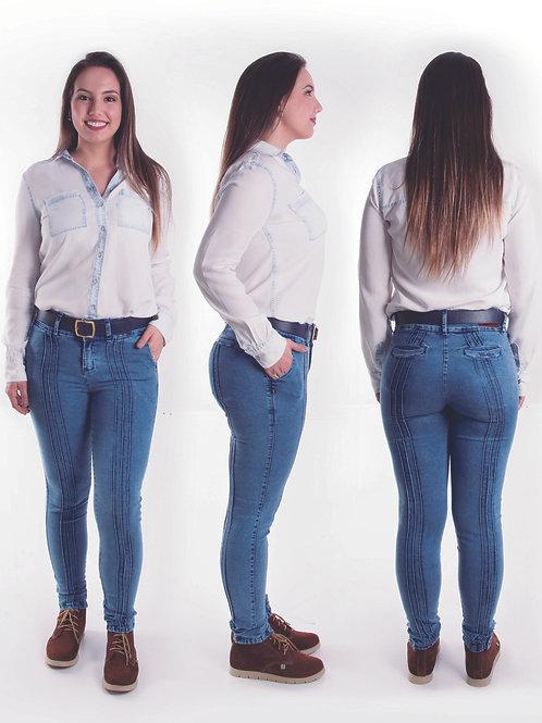 Bombacha Castelhana Jeans