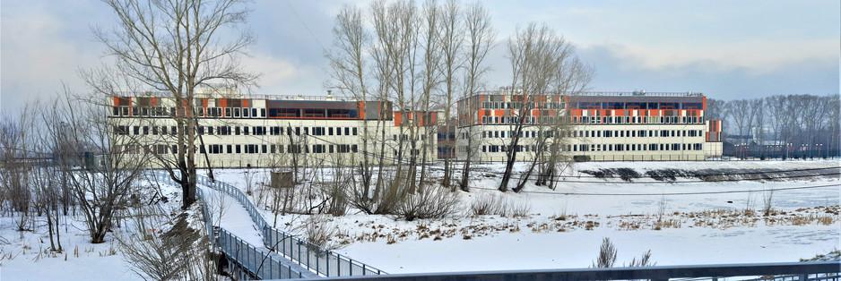 МАОУ СШ №158